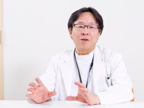 土井俊彦副院長